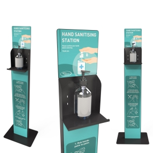Sanitiser Stand - Click for more info