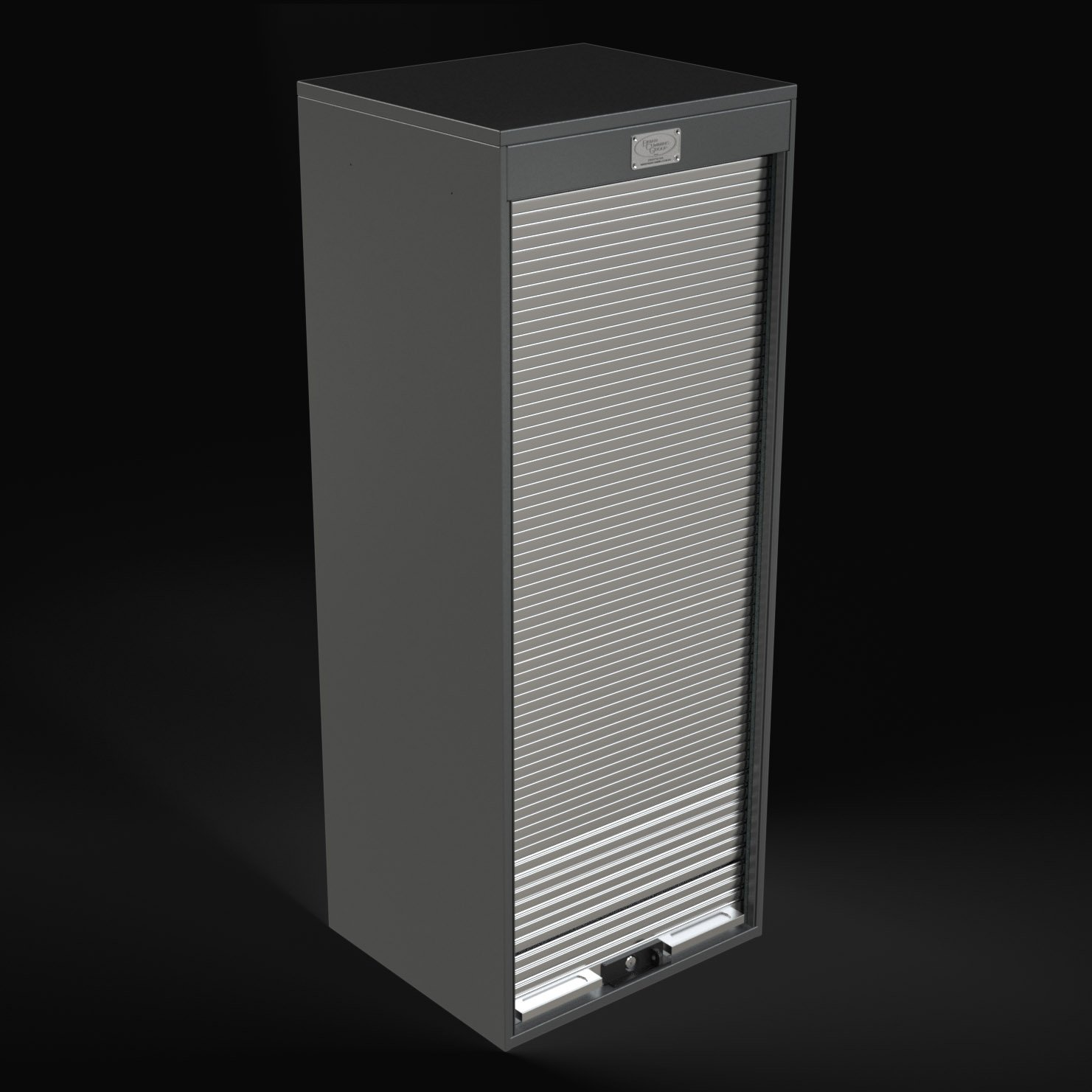 Security Tower Cigarette Unit Metal V2 - Click for more info