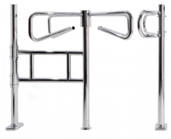 Mechanical Turnstile Kit Anti Clockwise