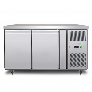 Underbench Storage Freezer 282L LED