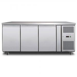 Underbench Storage Freezer 417L LED