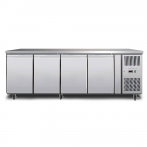 Underbench Storage Freezer 553L LED