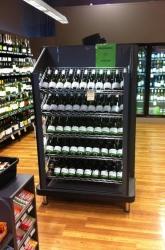 Wine Unit Greystone 5 Shelve Display