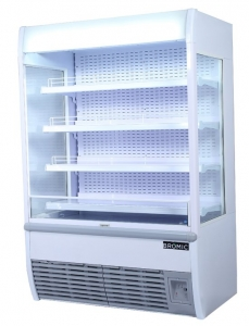 Eco Refrigerated Open Display Case - Click for more info