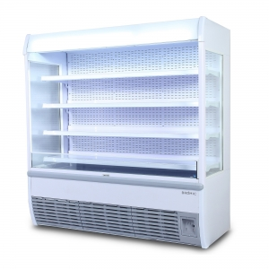 Eco Refrigerated Open Display Case 1800