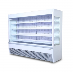 Eco Refrigerated Open Display Case 2400